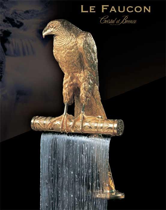 Смесители, аксессуары, предметы интерьера Cristal et Bronze