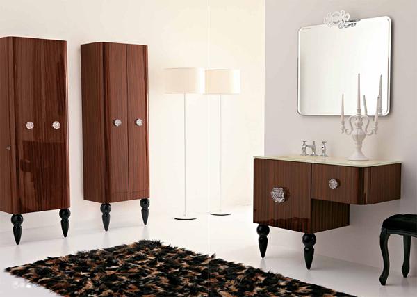 Мебель для ванных комнат Eurolegno
