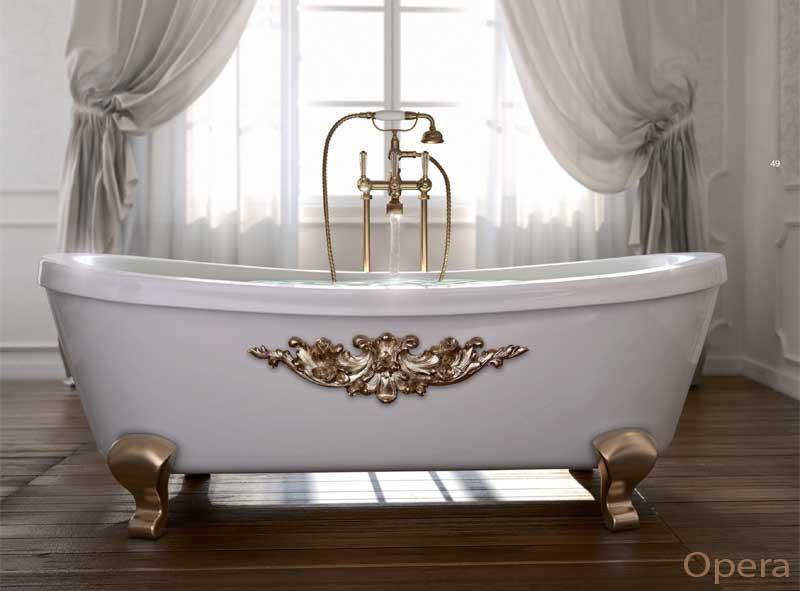 Мебель для ванных комнат Flora Style