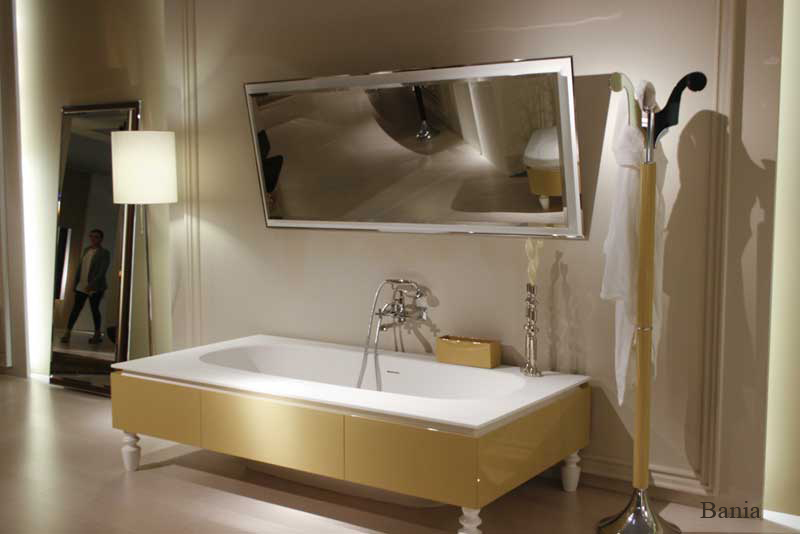 Мебель для ванных комнат Karol