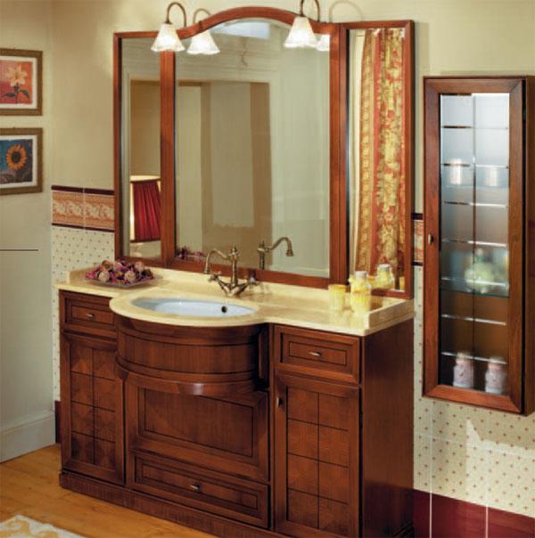 Мебель для ванных комнат Lineatre