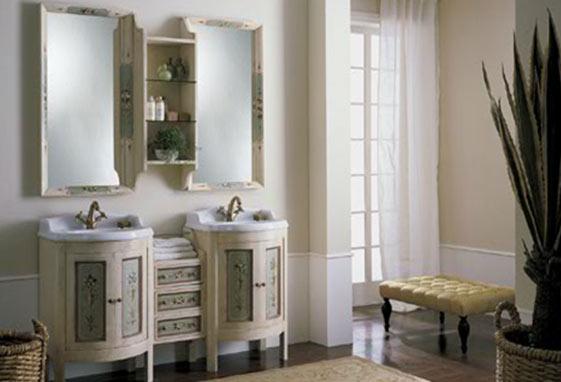 Мебель для ванных комнат Mobili Di Castello, Купить Мебель для ...