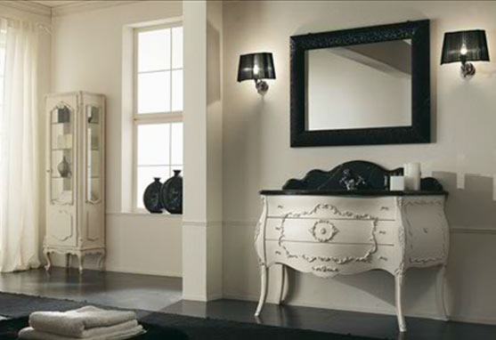 Мебель для ванных комнат Mobili Di Castello
