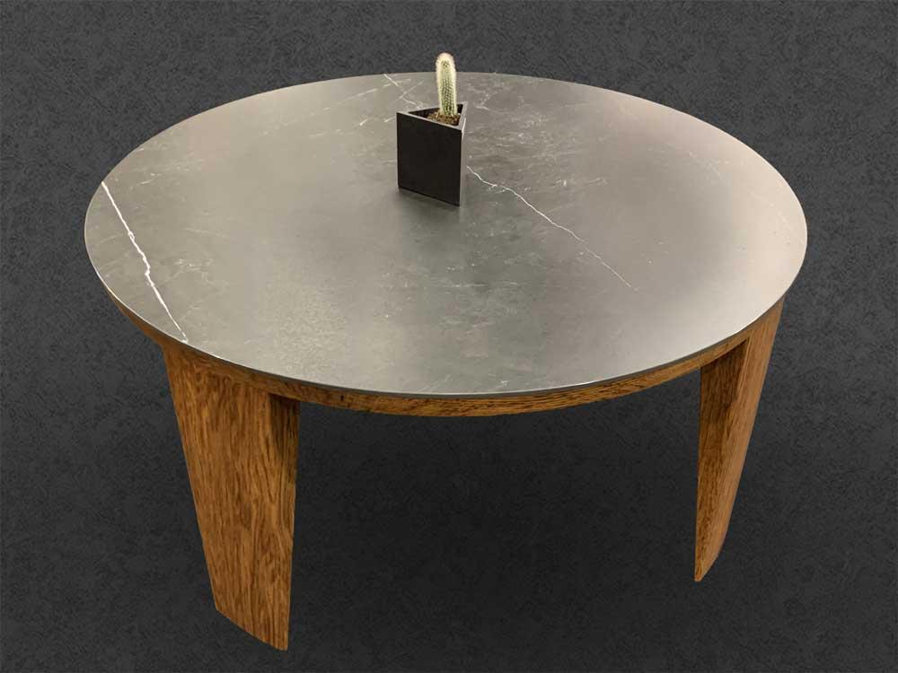 Столы из керамогранита