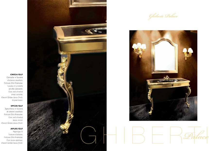 Мебель для ванных комнат Terme Firenze